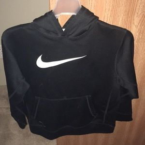 Boys Nike dry fit hoodie. Excellent condition